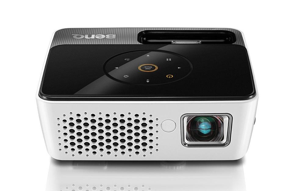 BenQ GP3 – mały projektor WXGA z gniazdem na iPhone/iPod i Wi-Fi