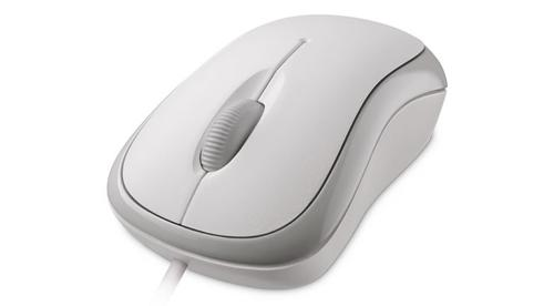 Microsoft MS Ready Mouse White P58-00058