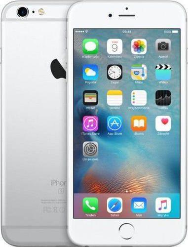 "Apple iPhone 6S 32GB Silver (4,7""; 1334x750; 32GB; 2GB; kolor srebrny"
