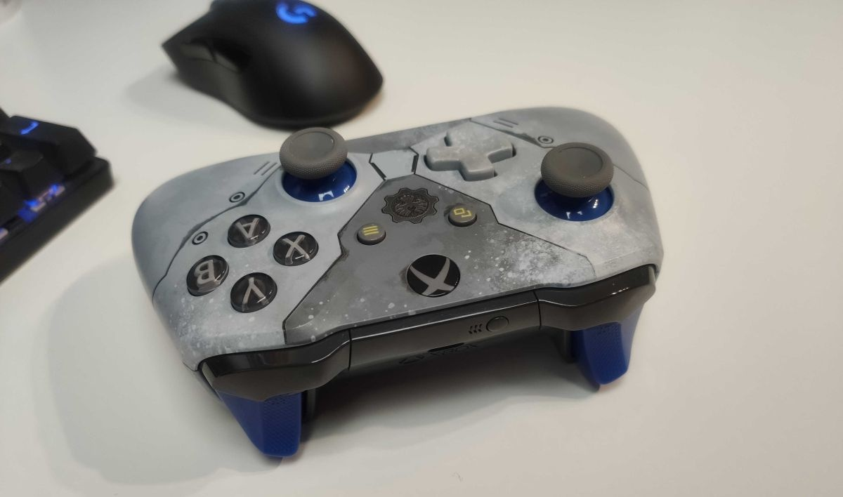 Microsoft Xbox One S Wireless Controller złącza