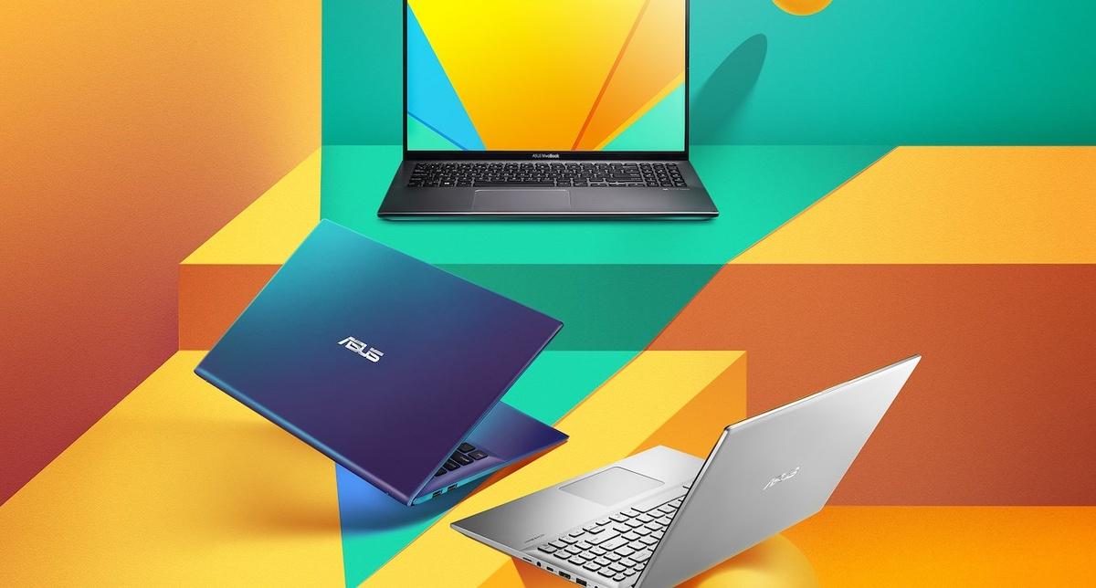 Asus Vivobook mieści przydatne porty wewnątrz laptopa