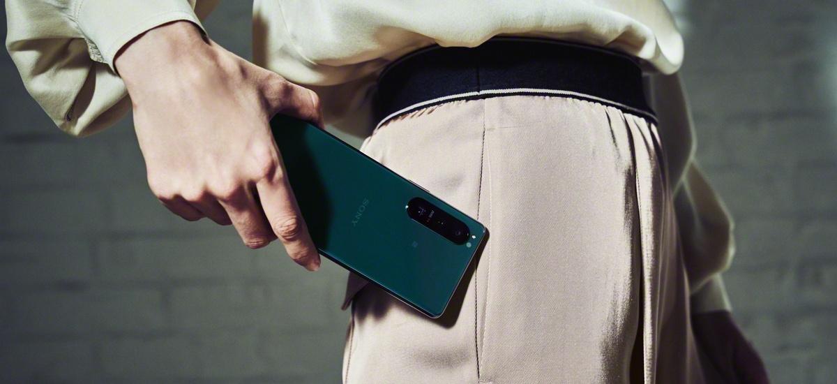 Nowy kolor Sony Xperii 5 III trafi do Polski