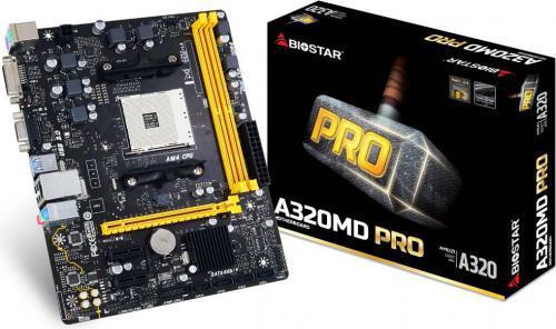 Biostar A320MD Pro
