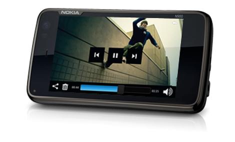Nokia N900 [TEST]