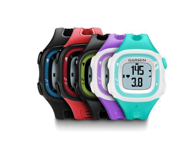 Garmin Forerunner 15 - zaawansownay zegarek dla biegaczy