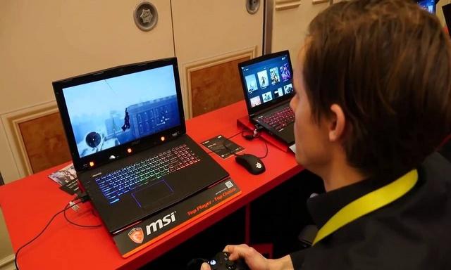 Krótka Relacja z Prezentacji Laptopów Gamingowych od MSI!