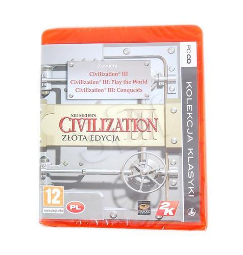 PKK Civilization III Złota Edycja