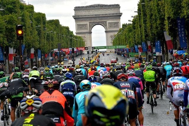 Zaplecze Tour de France