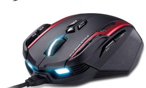 Genius GX - Gamingowe Myszy Na Targach CES