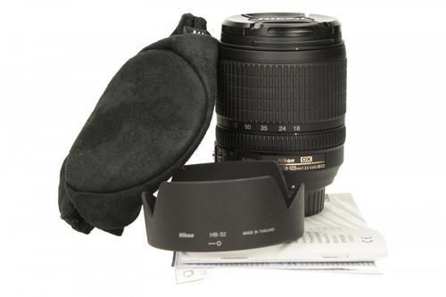 Nikon Obiektyw NIKKOR 18-105mm VR f/3.5-5.6G ED AF-S DX
