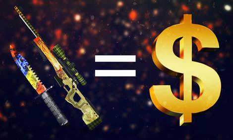 Gdzie kupować i sprzedawać skiny CS:GO i inne przedmioty Steam?