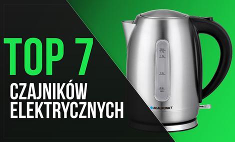 TOP 7 Czajników Elektrycznych - Wygoda i Bezpieczeństwo!