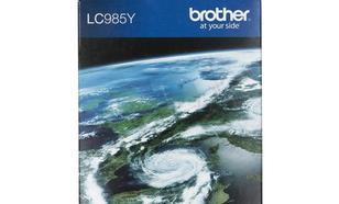 BROTHER Tusz Żółty LC985Y=LC-985Y, 260 str.