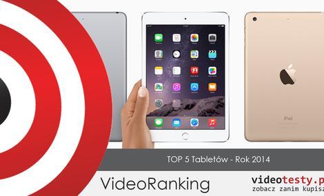 TOP 5 Tabletów - Rok 2014