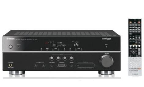 Yamaha RX-V467 - wysokiej klasy amplituner