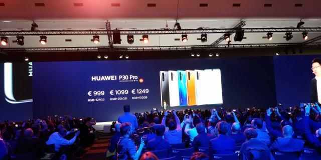 Cena Huaweia P30 Pro