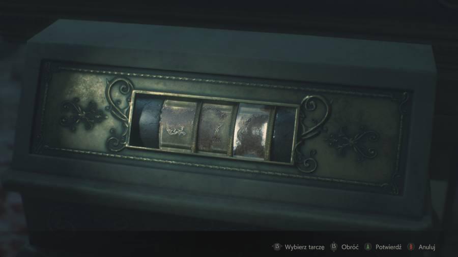 Resident Evil 2 - Zagadki logiczne dają radę