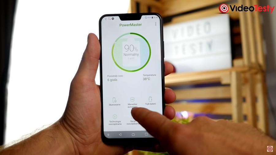 Zenfone 5Z posiada zaawansowane aplikacje do zarządzania urządzeniem