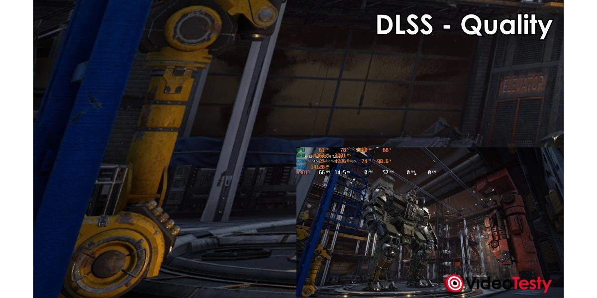 MechWarrior5 - DLSS Quality