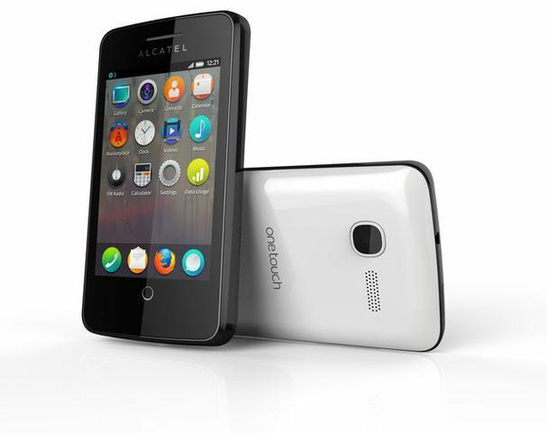 Alcatel One Touch Fire fot3