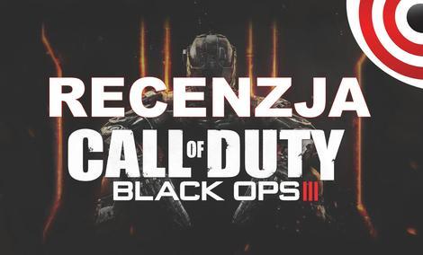 Call of Duty: Black Ops III - recenzja kandydata na grę roku 2015