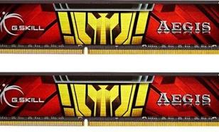 G.Skill DDR3 16GB (8GBx2) 1333MHz, CL9, AEGIS 1,35V Dual