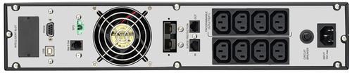 Lestar UPS OTRT-1500 XL Sinus LCD RT 8xIEC USB RS RJ 45