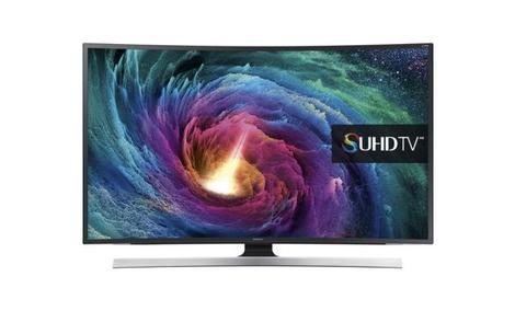 Samsung UE55JS8500 - Efektowny SUHD od Samsunga