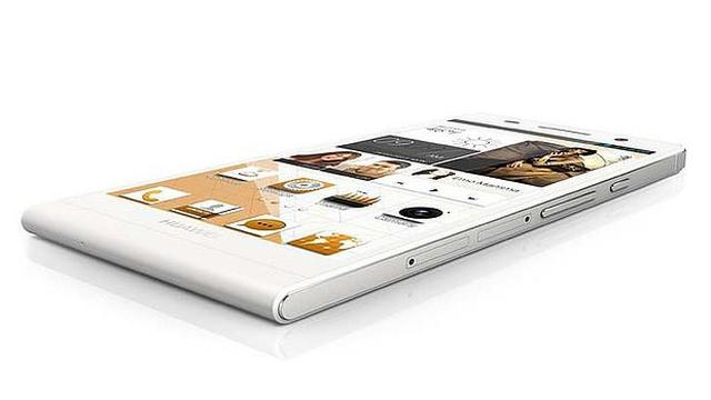 Huawei Ascend P6 fot7