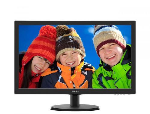 Philips 21.5'' 223V5QSB6 LED AH-IPS DVI Czarny