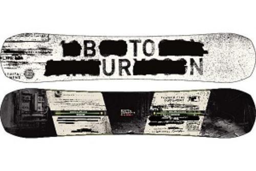 Burton Name Dropper 2015