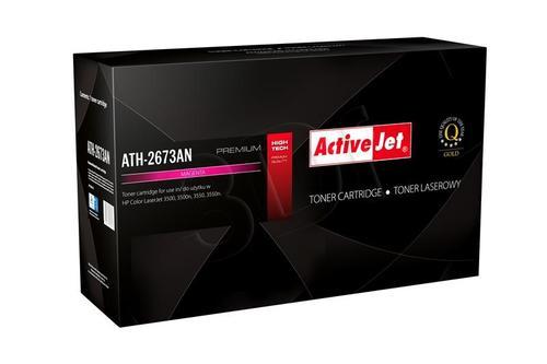 ActiveJet ATH-2673AN magenta toner do drukarki laserowej HP (zamiennik 309A Q2673A) Premium
