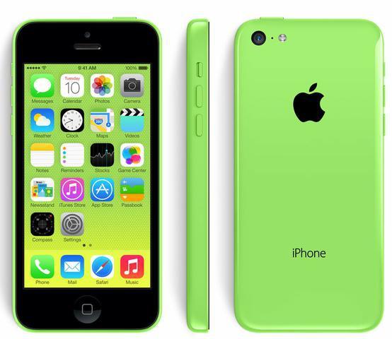 Apple iPhone 5C fot1