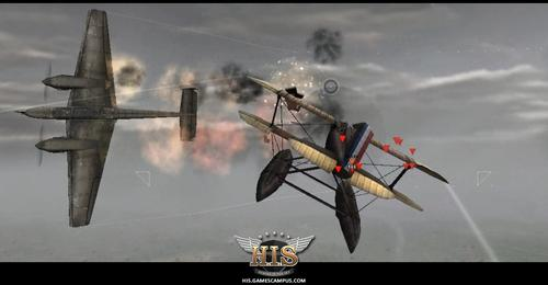 Techland Heroes in the Sky PC