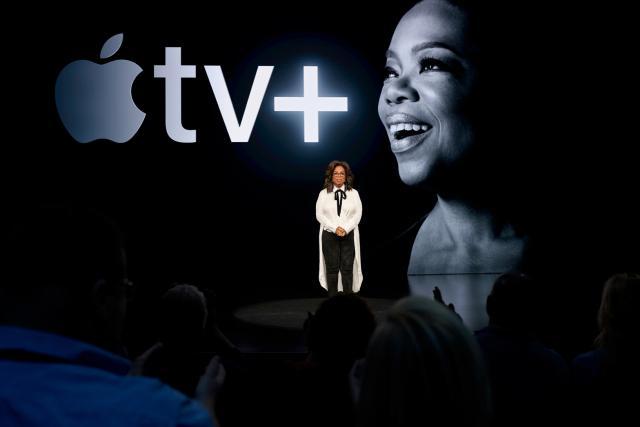 Apple TV+ to konkurencja dla Netflixa
