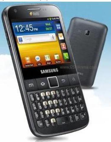 Samsung GALAXY Y Pro DUOZ 2