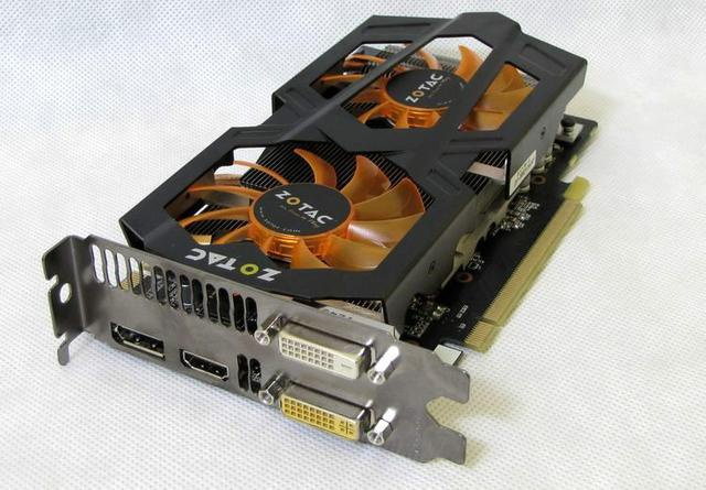 Zotac GTX650Ti Boost fot1