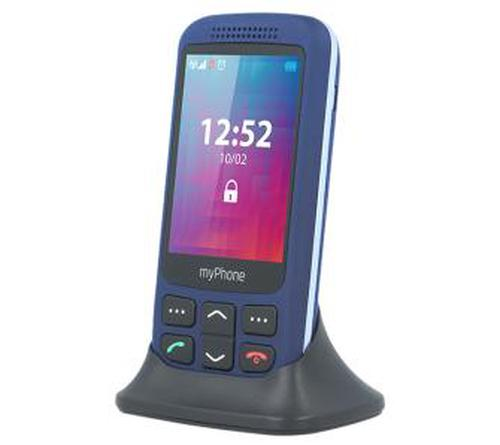 myPhone Halo S+ (niebieski)