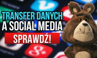 Wykorzystywanie Transferu Danych w Tematyce Social Mediów!