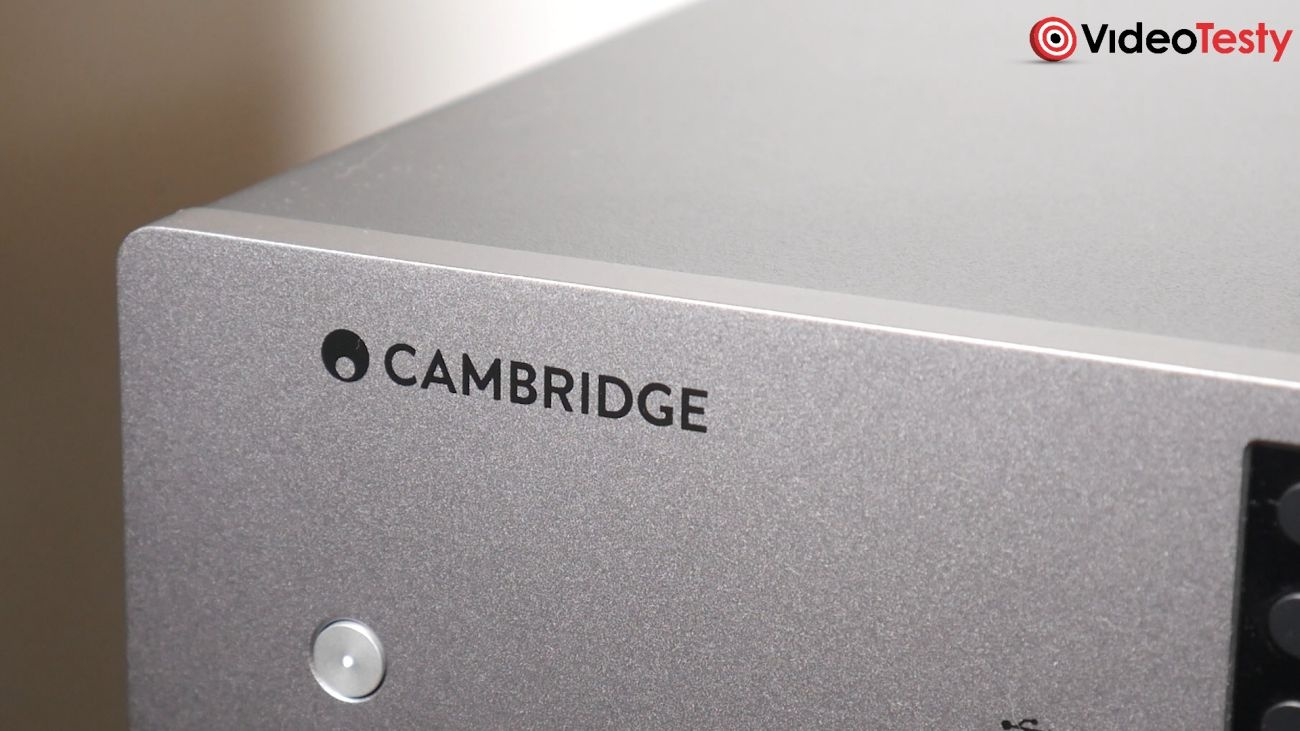 Logo producenta na Cambridge Audio CXA81