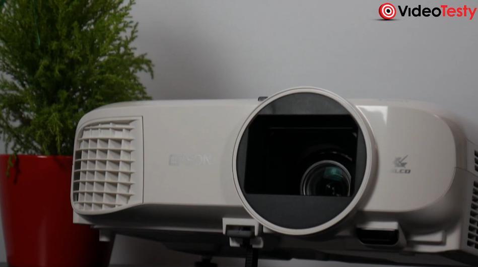 Epson EH-TW5400 design wygląd
