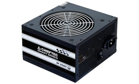 Chieftec GPS-500A8 - zasilacz ze sprawnością 80