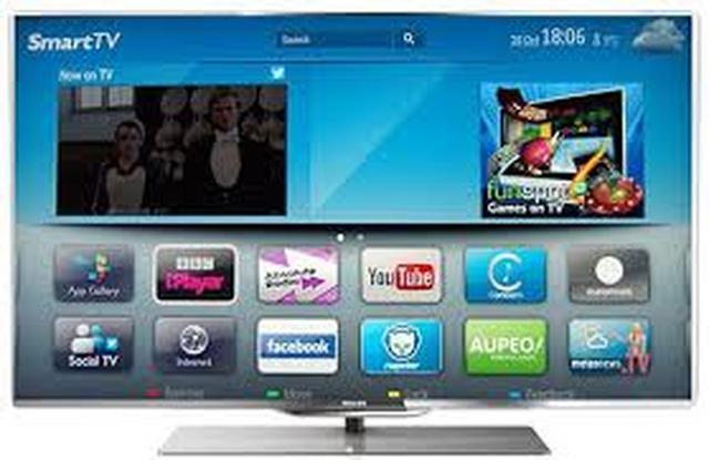 Philips Smart TV 7000 - smukłe i nowoczesne telewizory