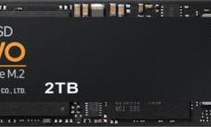 Samsung 970 EVO 2TB PCIe x4 NVMe (MZ-V7E2T0BW)