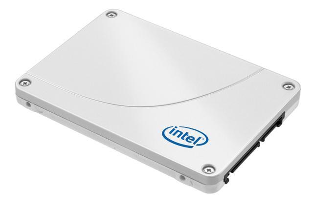 Intel SSD 330 angled