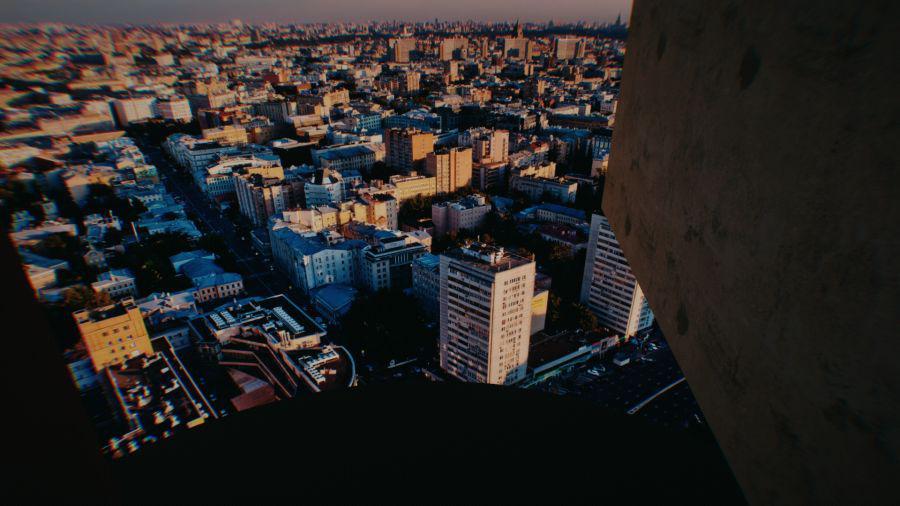 Kursk - Prawdziwy widok gry Kursk