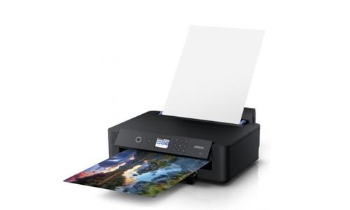 Epson EXPRESSION PHOTO HD XP-15000 na białym tle