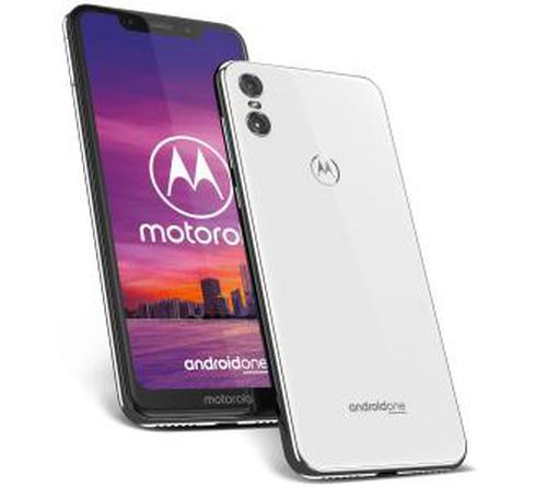 Motorola One DualSIM (biały)
