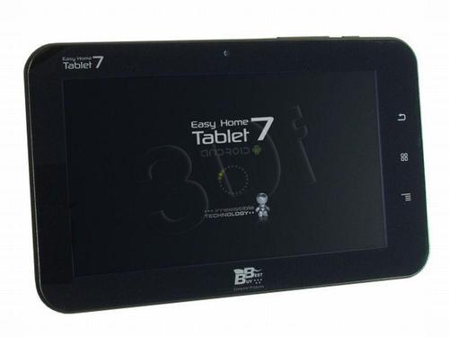 """BESTBUY 7"""" 8GB/512MB DDR3/AND 4.0/HDMI/OTG"""