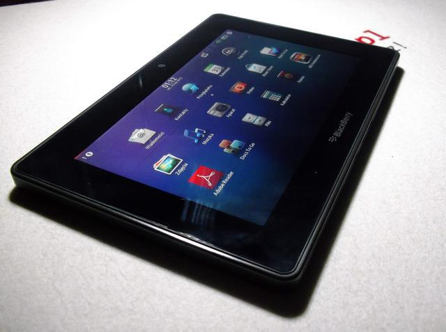 Recenzja blackberry playbook